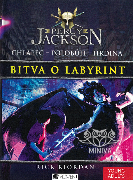 Percy Jackson – Bitva o labyrint